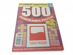 TECHNOLPOL CZĘSTOCHOWA 500 PANORAMICZNYCH 8-2016