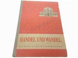 HANDEL UND WANDEL - Elżbieta Jerschina 1988