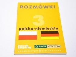 ROZMÓWKI POLSKA NIEMIECKIEGO 3 2005