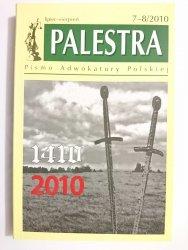 PALESTRA NR 7-8/2010 LIPIEC-SIERPIEŃ 2010