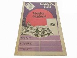 SZATAN I JUDASZ 4 KLĘSKA SZATANA - Karol May 1986