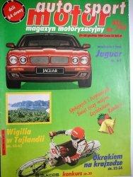 AUTO SPORT MOTOR NR 51/52 21-28 GRUDNIA 1994