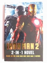 IRON MAN 2 IN 1 NOVEL - Alexandre Irvine 2010
