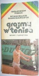 GRAJMY W TENISA - Wojciech Fibak 1978