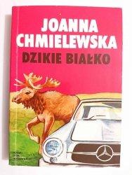 DZIKIE BIAŁKO - Joanna Chmielewska 1995