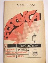 POGROMCA CZĘŚĆ 2 - Max Brand 1984
