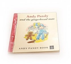 ANDY PANDY AND THE GINGERBREAD MAN