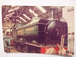Zdjęcie parowóz - picture locomotive 005