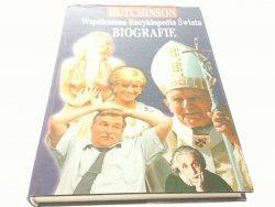 WEP HUTCHINSON. BIOGRAFIE TOM IX