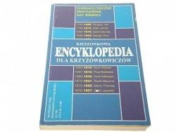 KIESZONKOWA ENCYKLOPEDIA DLA KRZYŻÓWKOWICZÓW 1993