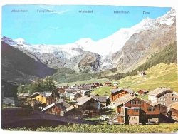 SAAS FEE 1790 m. WALLIS