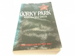 GORKY PARK - Martin Cruz Smith 1981