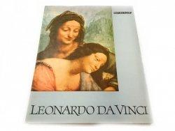 LENARDO DA VINCI. WALT DER KUNST 1972