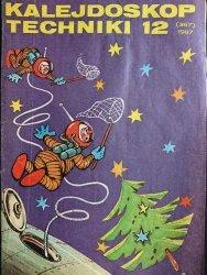 KALEJDOSKOP TECHNIKI NR 12 (367) 1987