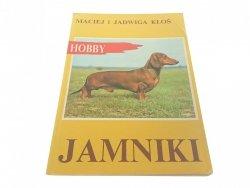 HOBBY. JAMNIKI - Maciej i Jadwiga Kłoś (1992)