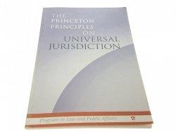 THE PRINCETON PRINCIPLES ON UNIVERSAL