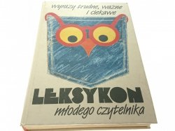 LEKSYKON MŁODEGO CZYTELNIKA 1988