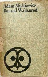 KONRAD WALLENROD - Adam Mickiewicz 1980