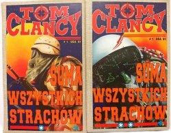 SUMA WSZYSTKICH STRACHÓW TOM I i II - Tom Clancy 1991