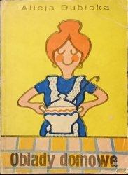 OBIADY DOMOWE - Alicja Dubicka 1978