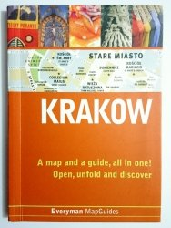KRAKOW. A MAP AND A GUIDE, ALL IN ONE!