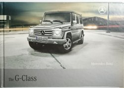 MERCEDES-BENZ. THE G-CLASS