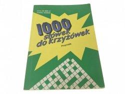 1000 SŁÓWEK DO KRZYŻÓWEK. PRZYRODA (1994)