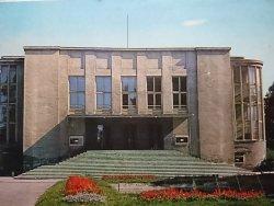BIAŁYSTOK. TEATR IM. ALEKSANDRA WĘGIERKI FOT. RUSS