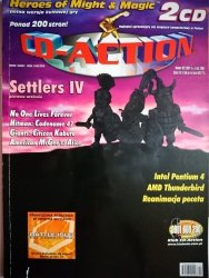 CD-ACTION 2-2001 BEZ PŁYT