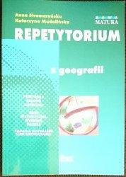 REPETYTORIUM Z GEOGRAFII - Anna Stromczyńska 2005