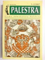 PALESTRA NR 1-2/2007 STYCZEŃ-LUTY 2007