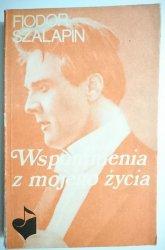WSPOMNIENIA Z MOJEGO ŻYCIA - Fiodor Szalapin 1986