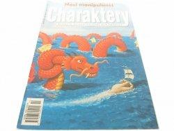 CHARAKTERY NR 10 (69) PAŹDZIERNIK 2002