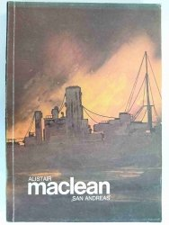 SAN ANDREAS - Alistair MacLean 1991
