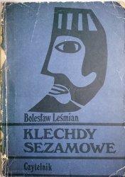 KLECHDY SEZAMOWE – Bolesław Leśmian 1973