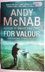 FOR VALOUR - Andy McNab 2014