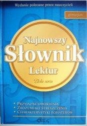 SŁOWNIK LEKTUR 2003