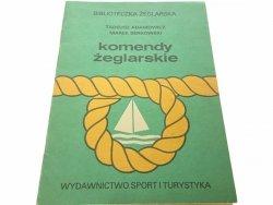 KOMENDY ŻEGLARSKIE - Tadeusz Adamowicz 1984