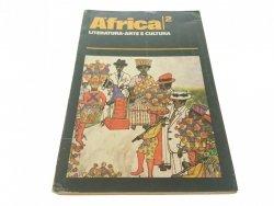 AFRICA 2 LITERATURA ARTE E CULTURA
