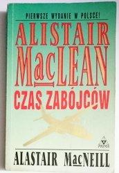 CZAS ZABÓJCÓW - Alistair MacLean 1994