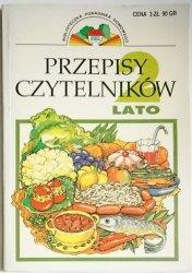 PRZEPISY CZYTELNIKÓW. LATO 1997