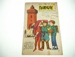 PŁOMYCZEK NR 17 ROK 40 1-15. IX 1961