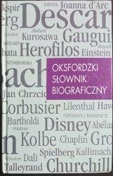 OKSFORDZKI SŁOWNIK BIOGRAFICZNY 1999