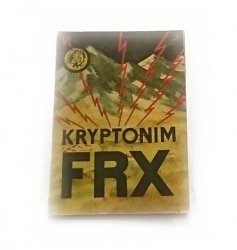ŻÓŁTY TYGRYS: KRYPTONIM FRX - A. S. Ornelli 1969