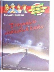 TRZYNAŚCIE NIEBIESKICH KOTÓW - Thomas Brezina 2008