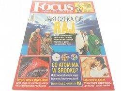 FOCUS NR 11 (74) LISTOPAD 2001