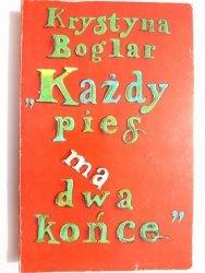 KAŻDY PIES MA DWA KOŃCE - Krystyna Boglar 1985