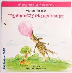 TAJEMNICZY EKSPERYMENT - Mariola Jarocka 2006