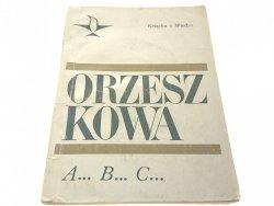 A...B...C... - Eliza Orzeszkowa
