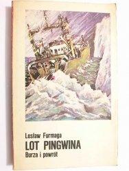 LOT PINGWINA - Lesław Furmaga 1986